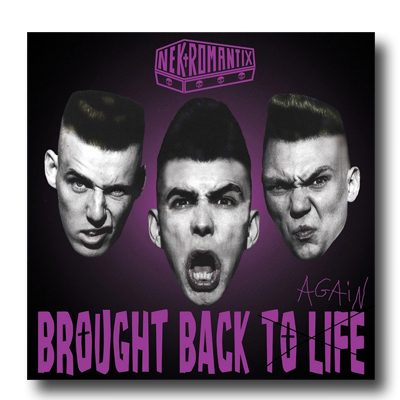 IMAGE | Brought Back To Life CD