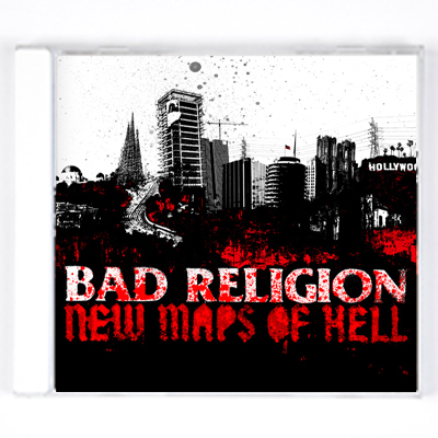 IMAGE   New Maps of Hell CD