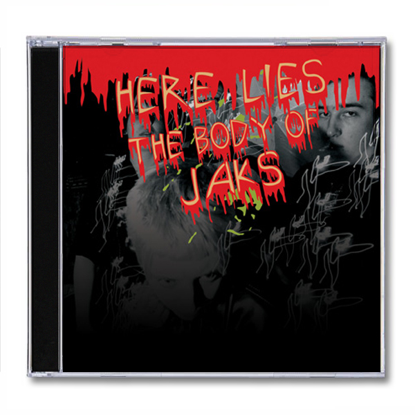 IMAGE | Here Lies The Body Of Jaks CD