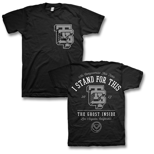 IMAGE | Stand Alone Tee (Black)