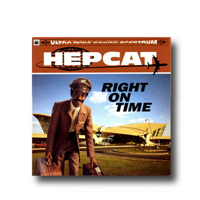 Right On Time CD