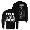 IMAGE   What Do You Stand For Crewneck (Black) - detail 1