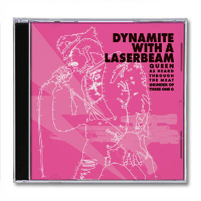 Dynamite With A Laser Beam CD