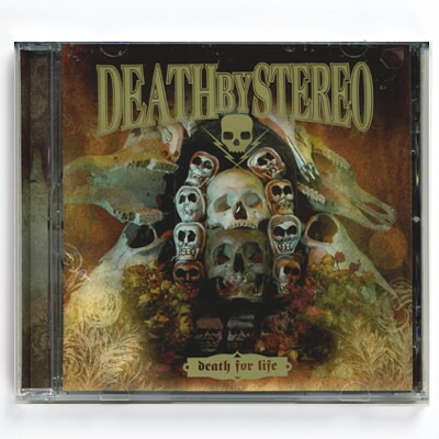 Death For Life - CD