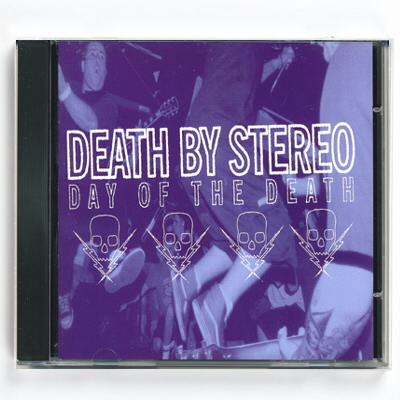 Death By Stereo - Day Of The Death - CD