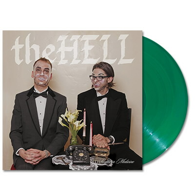the-hell - Southern Medicine - EP Green