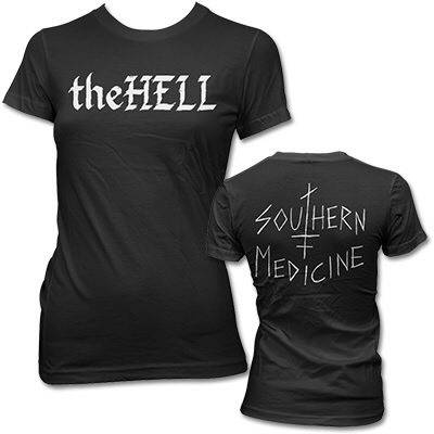 the-hell - Southern Medicine Tee - Women's