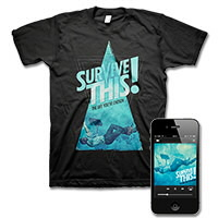 IMAGE | Survive This - The Life You've Chosen Digital Album & Tee