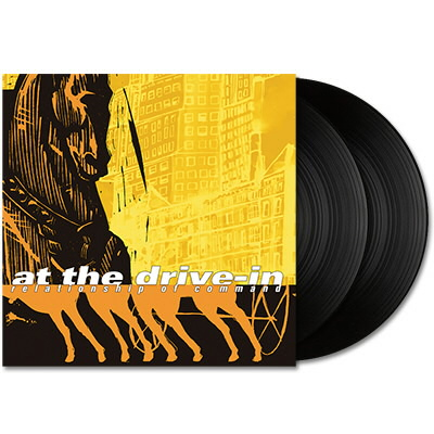 At The Drive In - Relationship Of Command - 2xLP