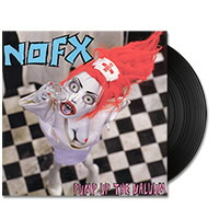 IMAGE | NOFX - Pump Up The Valuum - LP