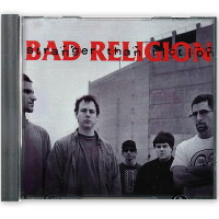 IMAGE | Bad Religion - BR Stranger Than Fiction - CD