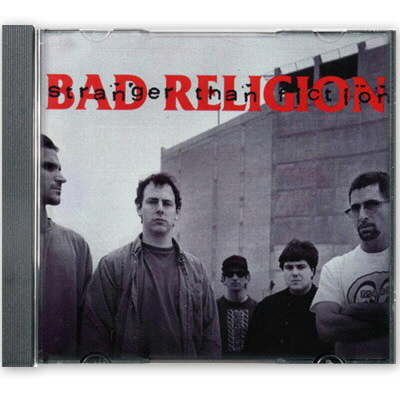 Bad Religion - BR Stranger Than Fiction - CD
