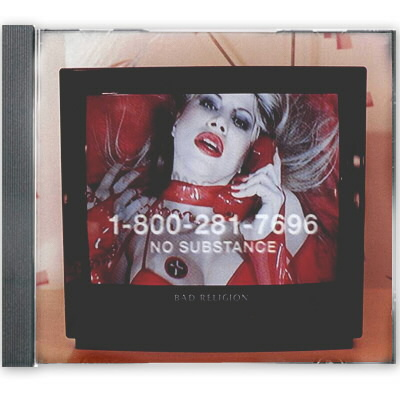 Bad Religion - No Substance CD