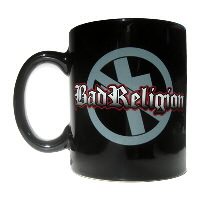 IMAGE | Bad Religion - Shadow Cross Coffee Mug