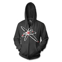 IMAGE | Strung Out - Astrolux Zip-Up Hoodie