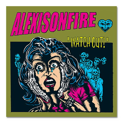 IMAGE | Alexisonfire - Watch Out - CD