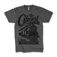 IMAGE | The Ghost Inside - Locomotive Tee