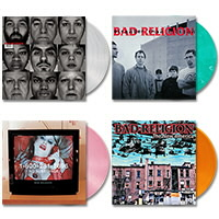 IMAGE | Bad Religion - The Atlantic Years - LP Bundle (Limited Colors)