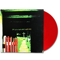 IMAGE | Off With Their Heads - Hospitals LP - (Red)