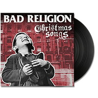 IMAGE | Bad Religion - Christmas Songs LP (Black)
