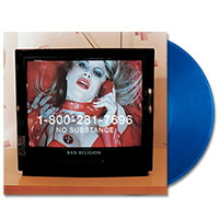 IMAGE | Bad Religion - No Substance - LP Blue (EU Import)