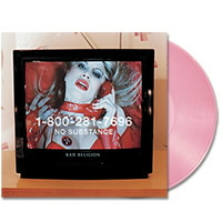 IMAGE | Bad Religion - No Substance - LP Pink (EU Import)