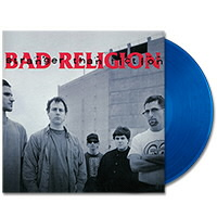 IMAGE | Bad Religion - Stranger Than Fiction - LP Blue (EU Import)