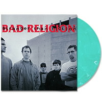 IMAGE | Bad Religion - Stranger Than Fiction - LP Trans Green/White (EU I