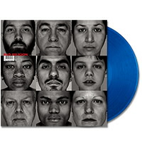 IMAGE | Bad Religion - The Gray Race - LP Blue (EU Import)