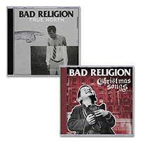 IMAGE | Bad Religion - Christmas Songs & True North Bundle - CD