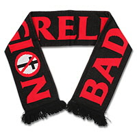 IMAGE | Bad Religion - Crossbuster Logo Scarf