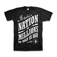 IMAGE | Public Enemy - Nation Of Millions Tee
