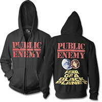 IMAGE | Public Enemy - Fear Of A Black Planet Hoodie