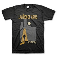 IMAGE | The Lawrence Arms - Metropole Tee