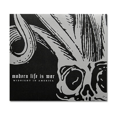 modern-life-is-war - Midnight In America CD