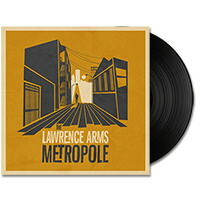 IMAGE | The Lawrence Arms - Metropole - LP (Black)