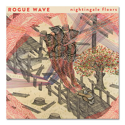 Rogue Wave - Nightingale Floors CD