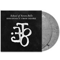 IMAGE | School Of Seven Bells - Disconnect From Desire - 2xLP (Marble Grey)