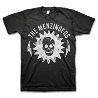 IMAGE | The Menzingers - Skull Bolts Tee