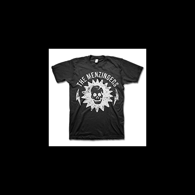 The Menzingers - Skull Bolts Tee