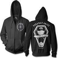 IMAGE | Parkway Drive - Coffin Zip-Up