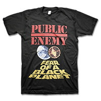 IMAGE | Public Enemy - Fear Of A Black Planet Tee