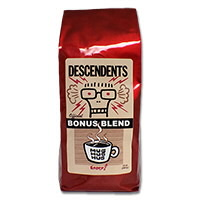 IMAGE | Descendents - Bonus Blend Coffee