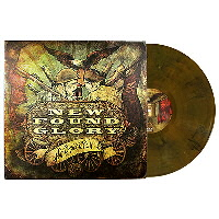 IMAGE | New Found Glory - Not Without A Fight LP - Camo - Camo