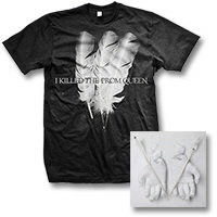 IMAGE | I Killed The Prom Queen - Beloved CD & Feather Shirt