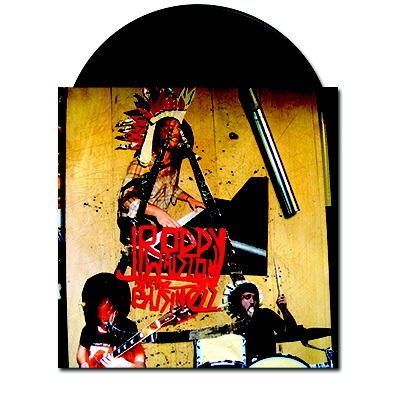 vagrant - J Roddy Waltson & The Business - 7""