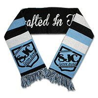IMAGE | SJC Drums - Handcrafted - Scarf