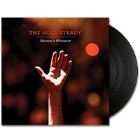 IMAGE | The Hold Steady - Heaven Is Whenever - LP (Black)