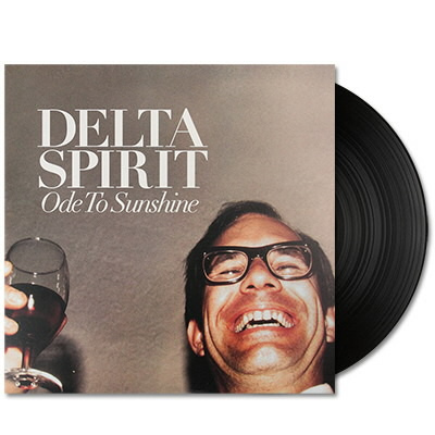 IMAGE | Delta Spirit - Ode To Sunshine - LP (Black)