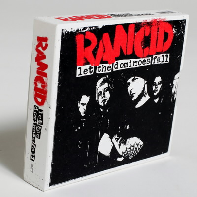 Rancid - Let the Dominoes Fall - CD/DVD Expanded Edn.